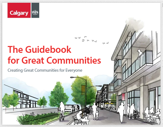 2021 City of Calgary 'Guidebook for Great Communities' Updates